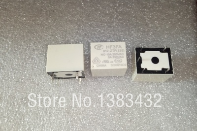 HF3FA / 012HST relay HF3FA -012-HST HF3FA12VDCHST a group of normally open 4 feet 10A250VAC AliExpress()