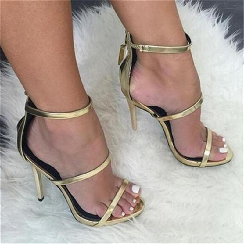 Compare Prices on Strappy Wedding Shoes- Online Shopping/Buy Low ...