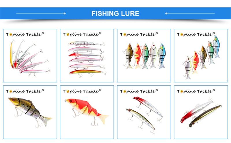 Topline enfrentar lento jigging carretel de pesca