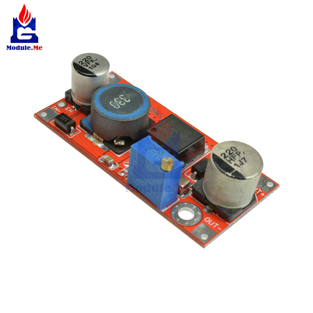 10PCS XL6009 DC Adjustable Step up boost Power Converter Module Replace LM2577
