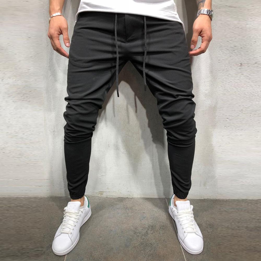 FeiTong Sweatpants for Men Casual Sportwear Baggy Jogger Pants Slacks Ankle-Length Pants Sweatpants Military Pants spring outfits for kids