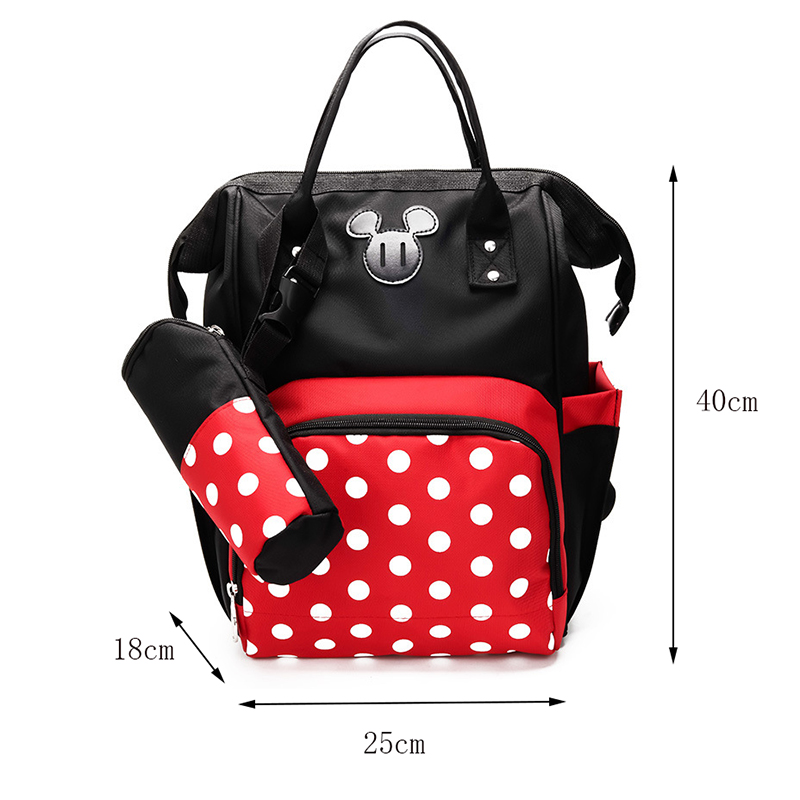 Mummy Maternity Nappy Bags Baby Care Large Capacity Nursing Infant Dry Wet Bag Designer Outdoor Travel Diaper Backpack CL5377