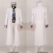 Anime JOJO JoJos Bizarre Adventure Diamond is Unbreakable Kujo Jotaro Cosplay Costume halloween costume