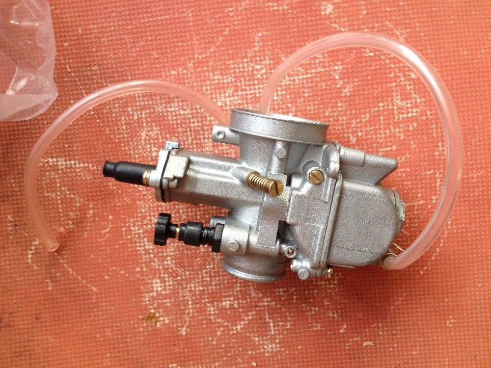 Новый карбюратор 24 мм 2 тактный гоночный плоский сторона OEM часть для OKO carb
