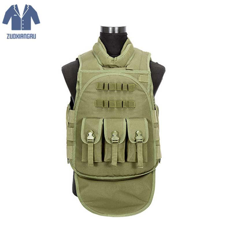 Tactical Vest Military Airsoft Camouflage Uniform Combat Vest Amy Clothing Us Navy Seal Colete Tatico Python Jacket