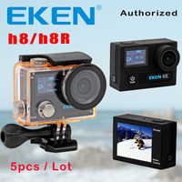 100 Original EKEN H8 H8R 4K 30fps 2 0 Screen Actioncam Remote Ultra HD Mini Bike
