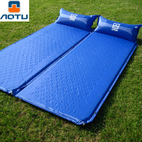 AOTU משטח עמיד במים עיבוי הרחבת מחנה אוהלי ליל מתנפח אוטומטי כרית כרית השינה מתנפחת Size190 * 65*2.5 ס