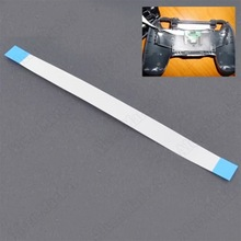 for PS4 Thumbstick With Breathing Light Repair Parts PS4 Controller Triangle Cable 14Pin Charging Blade Cable