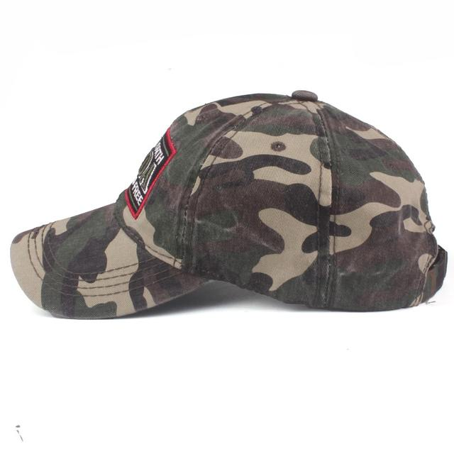 Quality summer men's baseball cap