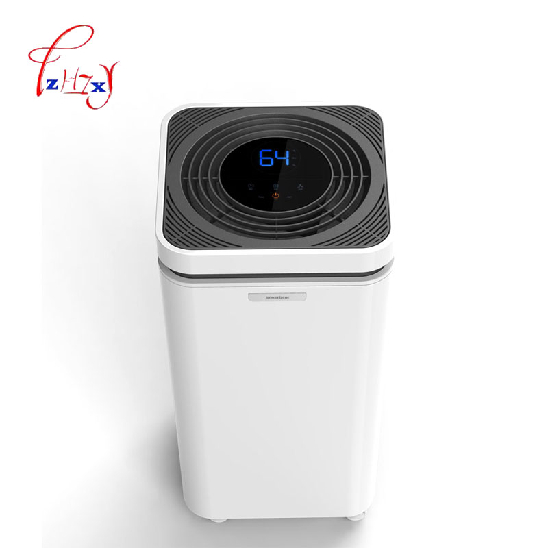 Home Dehumidifier Air Dryer Intelligent Electric Air Mute Drying Dry Clothing 2L Capacity Tank DH01-T Compatible Home Bathroom shanghai kuaiqin kq 5 multifunctional shoes dryer w deodorization sterilization drying warmth