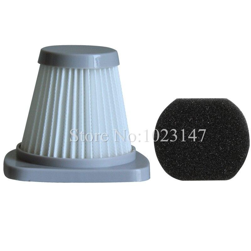 2 pieces Vacuum Cleaner Filter Hepa Filter for Midea SC861 SC861A Vacuum Cleaner Parts
