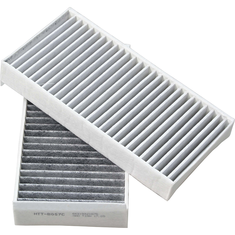 2Pcs Car Cabin Air Filters for BMW i3 2 F45/F46 220i/225i/218i JCW F54/F55/F56 Mini Cooper 2014 2015 64319321875|Cabin Filter| |  - title=