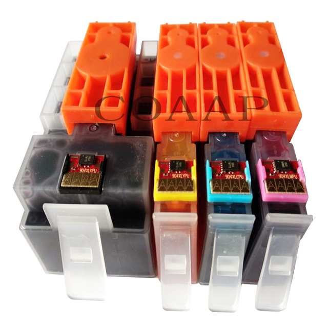 Cartouche dencre, 4PK 903XL, pour imprimante HP 903, pour OfficeJet 6950, 6960, 6970, 6975, 6978, 6979, 6963, 6964, 6965, pour imprimante