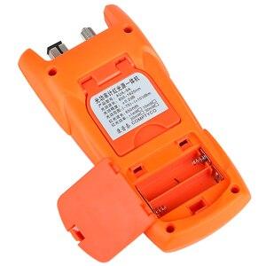 Image 5 - AUA 9A optical power meter red light source one machine light failure fault detector light pen 5 30 km