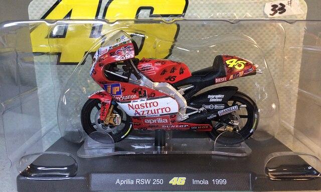 Специальный ЛЕВ 1:18 Росси мотоцикл модели серии 4 MotoGP Сплава мотогонок модель Коллекция модель