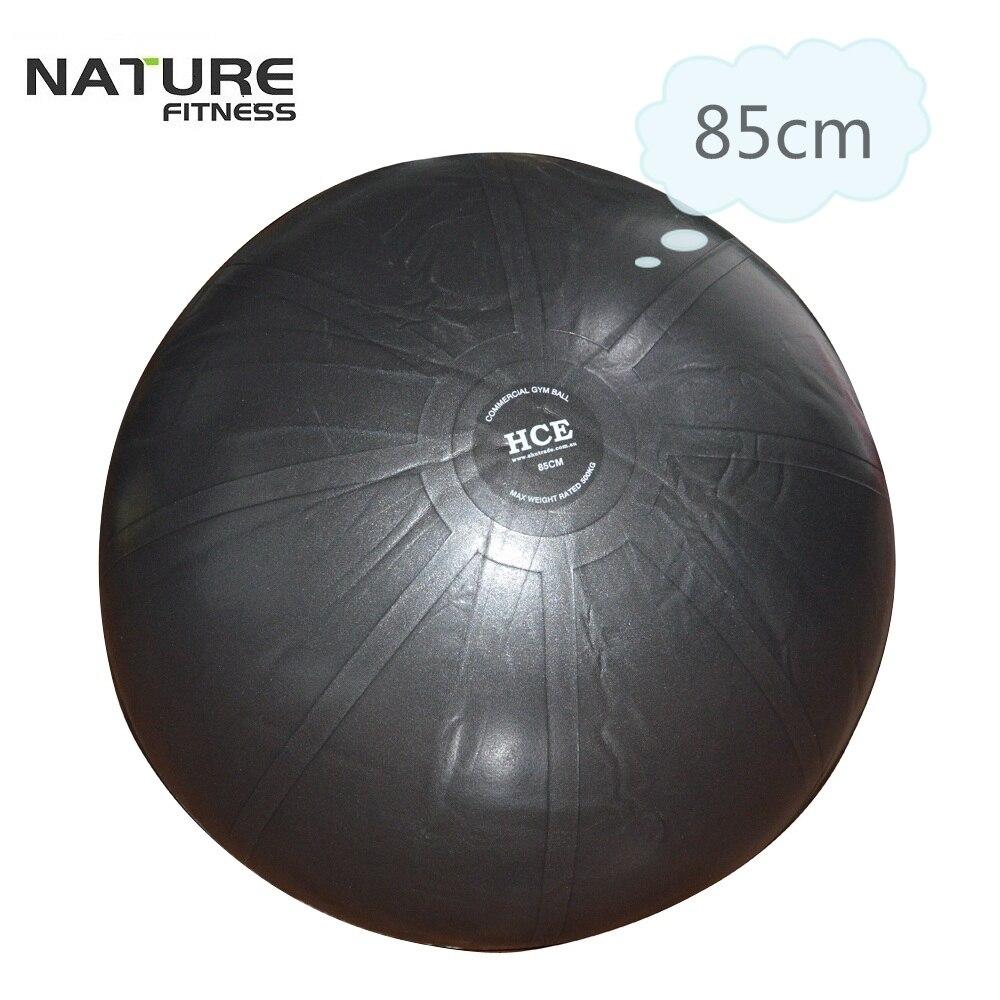 85 cm gymnastique commerciale Fitness Pilates équilibre exercice Gym Fit Yoga Core Ball intérieur Fitness formation Yoga balle pompe gratuite