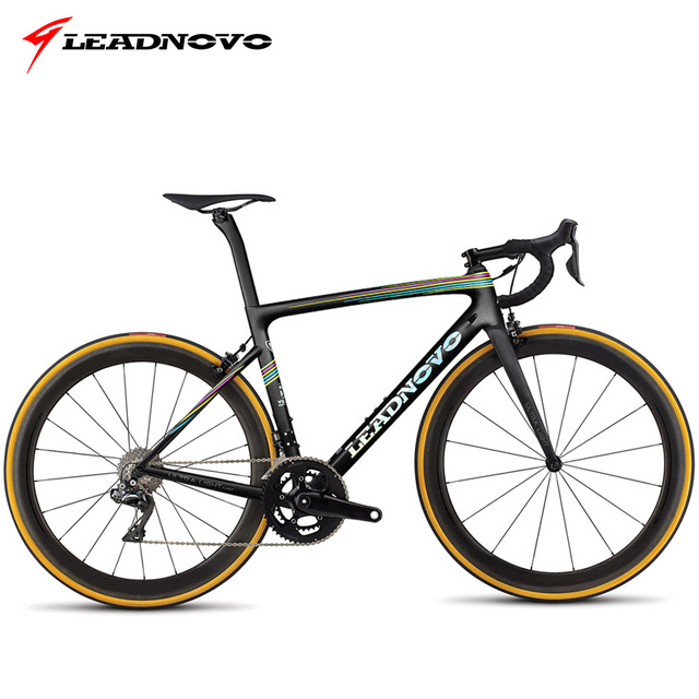 b5c14ec5def rainbow carbon road frame UD matte glossy carbon fiber superlight weight  frame Di2 Mechanical China taiwan race bicycle frames