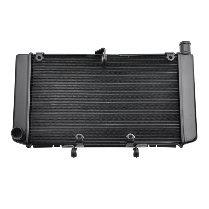 цены LOPOR For Honda CB600F Hornet CBF600 08-13 Hornet600 CBF CB 600 08 09 10 11 12 13 Motorcycle Parts Aluminium Cooling Radiator