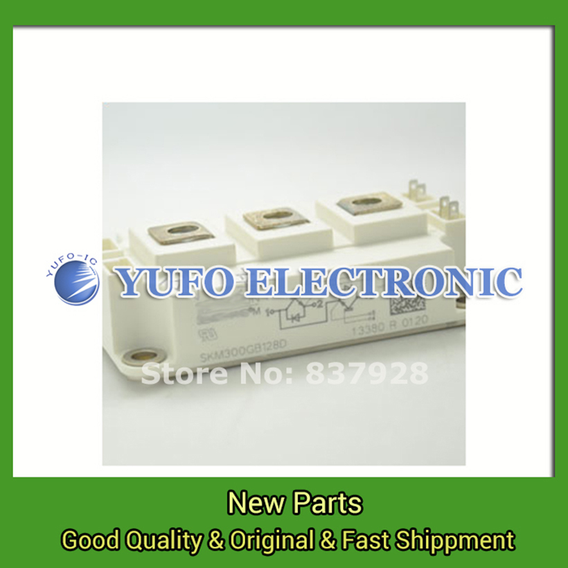 Free Shipping 1PCS SKM300GB128D Power Modules original new Special supply Welcome to order directly photographed YF0617 relay free shipping 1pcs cm50tf 24h power module the original new offers welcome to order yf0617 relay