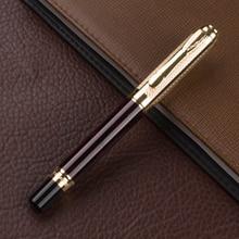high quality Fountain Pen 0.5mm Nib gift Box School Office Stationery Writing Luxury Ink Pens
