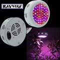 2pcs 216W UFO LED Grow Light Hydroponic Grow Box LED Lamps For Greenhouse Plant Vegetable Growth Flowering Free Express Shipping