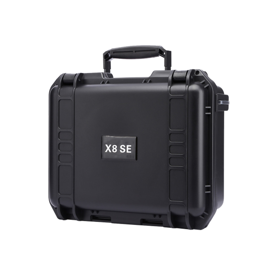Ouhaobin For Fimi X8 SE Drone Bags Weatherproof Hard Storage Case Quadcopter Carrying Portable Bag Protect Accessories  530#2