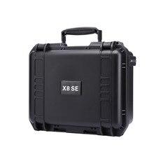 Ouhaobin для Fimi X8 SE сумки для дрона устойчивый к атмосферным воздействиям жесткий чехол для хранения квадрокоптера переносная сумка для переноски защитные аксессуары 530#2