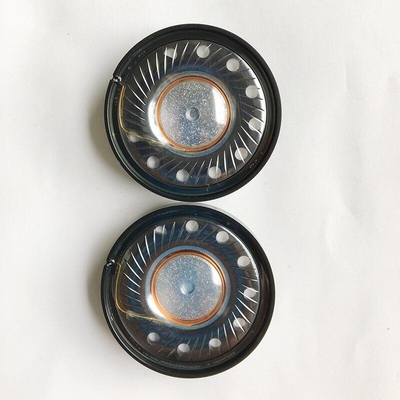 2 peças de reposição alto-falantes driver para bose quietcomfort qc2 qc15 qc25 qc3 ae2 oe2 40 mm drivers fones de ouvido 32 ohm