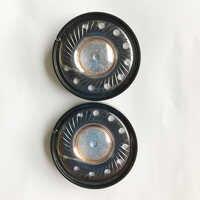 2 uds. Piezas de altavoces de repuesto controlador de altavoz para Bose quietcomfort QC2 QC15 QC25 QC3 AE2 OE2 40 mm controladores auriculares 32 ohm