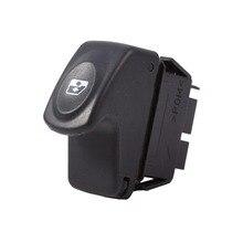 6pins, электрические окна автомобиля Управление переключатель для Renault Clio II 2 Megane I Kangoo окна Управление переключатель