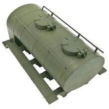 Wpl Remote Control Simulation Train Transportation Oil Tank For B24 B16 B36