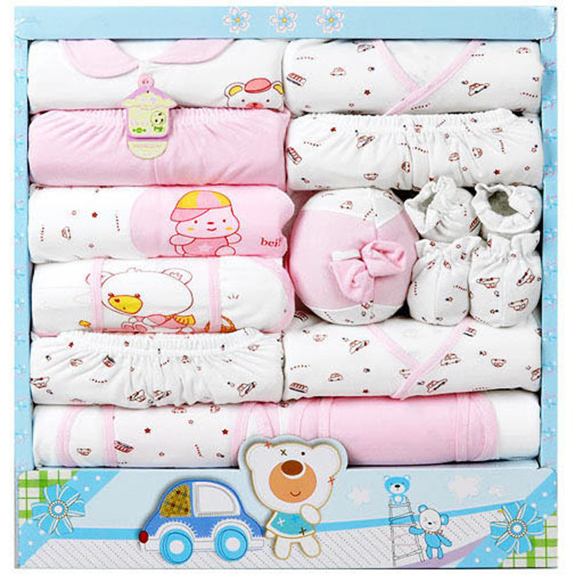 b5d0d5f6ef75 Best buy new 2014 100% cotton clothing for the newborns the babies clothing  sets 15pcs infants suit baby girls boys clothes free shipping online cheap