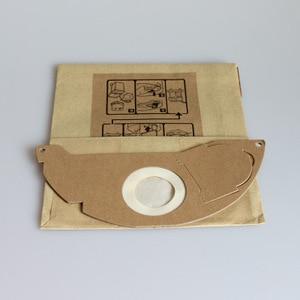 Image 2 - 10x Stofzuiger Papieren Stofzak voor Karcher WD2.250 6.904 322 WD2200 A2004 A2054 A2024 WD2