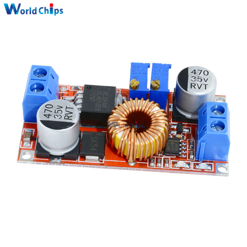 Integrated Circuits 10 Pcs Original Xl4015 E1 5a Dc To Dc Cc Cv Lithium Battery Step Down Charging Board Led Power Converter Lithium Charger Module At Any Cost Electronic Components & Supplies