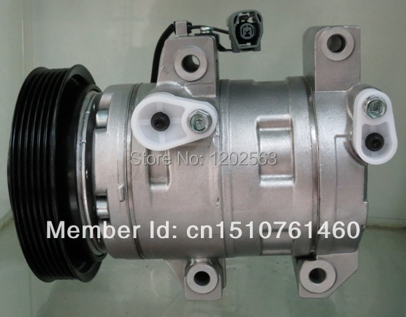 Air Conditioning & Heat Car Ac Compressor Zexel Dks 17s For Mazda M6 2.3 Gv7d-61450 Auto Replacement Parts