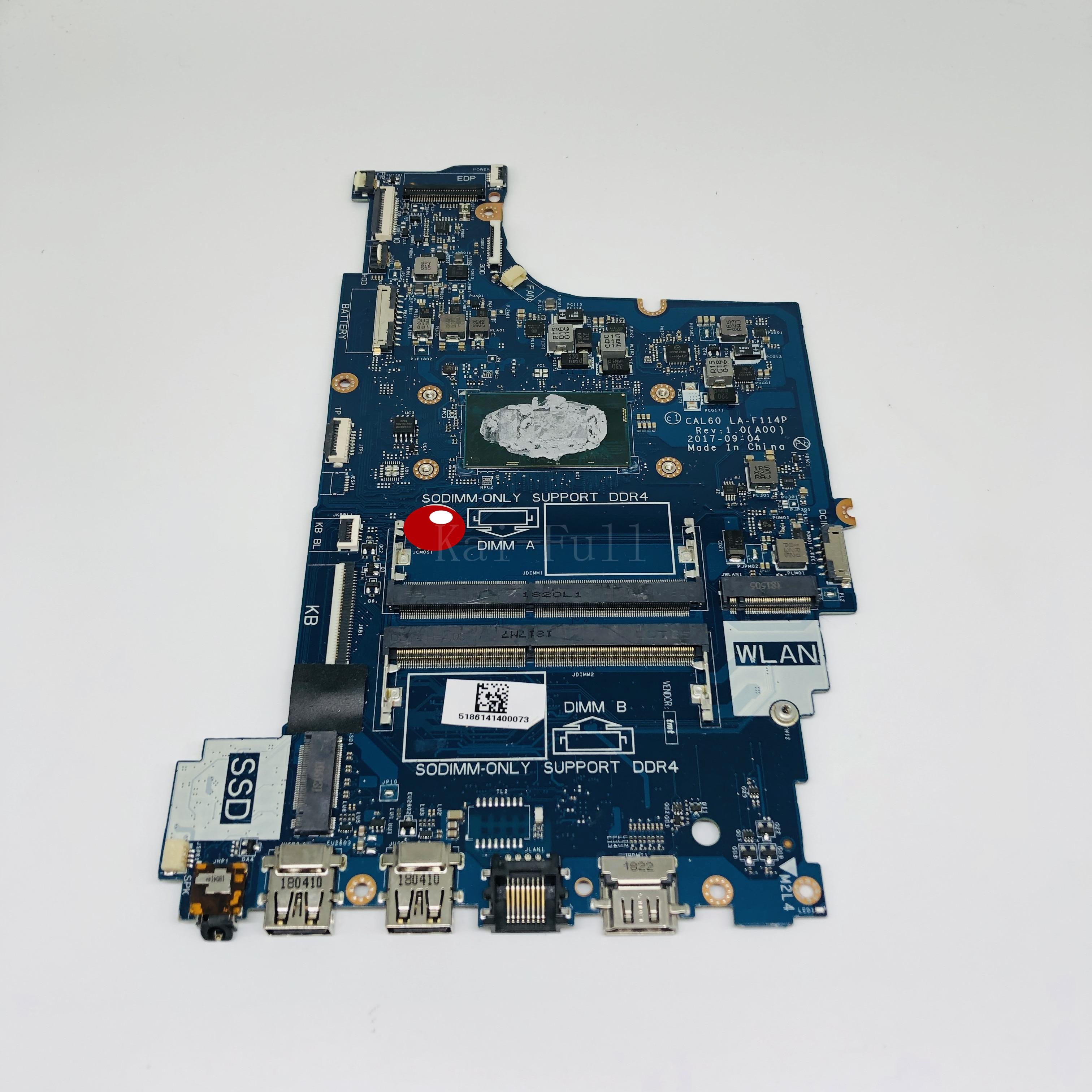 For Dell Inspiron 15 5570 Laptop Motherboard Cn 03k7g5 03k7g5 3k7g5 Cal60 La F114p Ddr4 Mb 100 Tested Fast Ship Laptop Motherboard Aliexpress