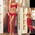 Women Sexy Lingerie Dress Erotic Underwear Sex Clothes Lingerie Plus Size Women's Sexy Porno Nightwear Sleepwear