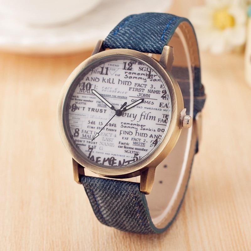 New Brand Fashion World Map Watch Women Casual Leather Strap Ladies Wrist Quartz Watch Men Relogio Feminino Relojes Hombre 2019