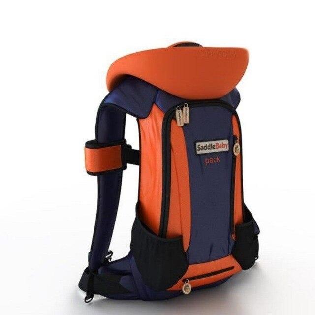 saddle baby pack