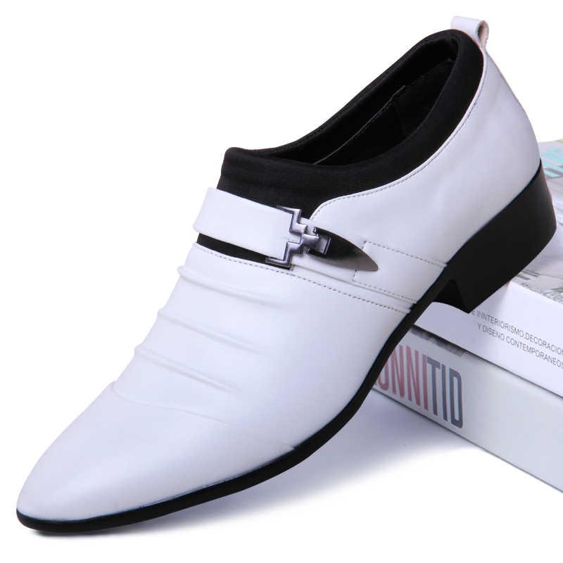Dudeli 中空オックスフォード正式な靴メンズ革の結婚式の靴ヘレン schoenen オックスフォードシューズドレスシューズ 2018 ローファー