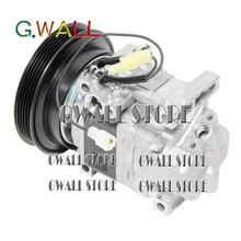 High Quality Brand New AC Compressor For Car Mazda Protege 2.0L l4 Gas B25F61450B B26K61450D 1522023 67479 6511654 TEM252406