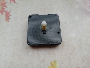 Image 3 - 10 sztuk 22MM mechanizm zegara kwarcowy mechanizm części do zegarów akcesoria cichy zegar DIY ze wskaźnikiem zegara