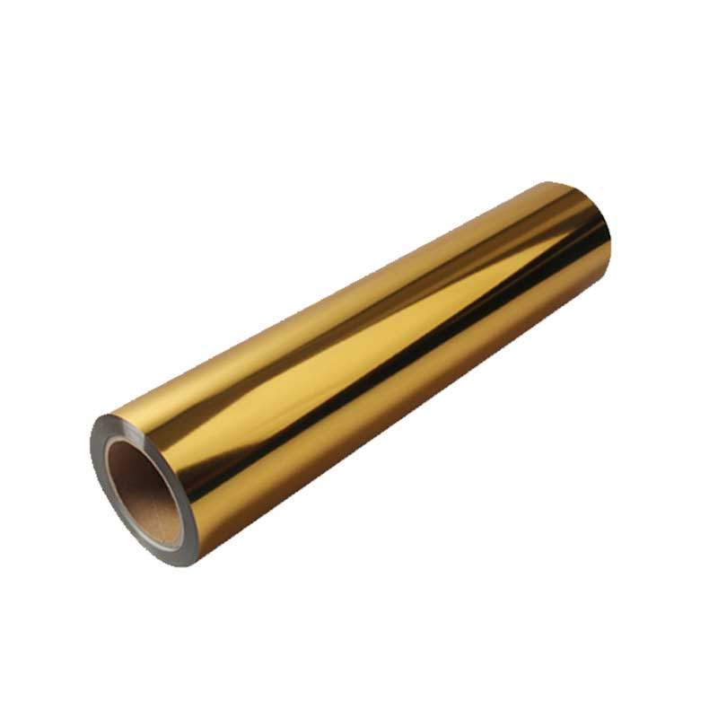 Heat Transfer Vinyl Wholesale Metallic Gold Foil Heat Transfer Width 20 Inch Length Free To Be Customized Iron On Transfer Vinyl Decorative Films Aliexpress