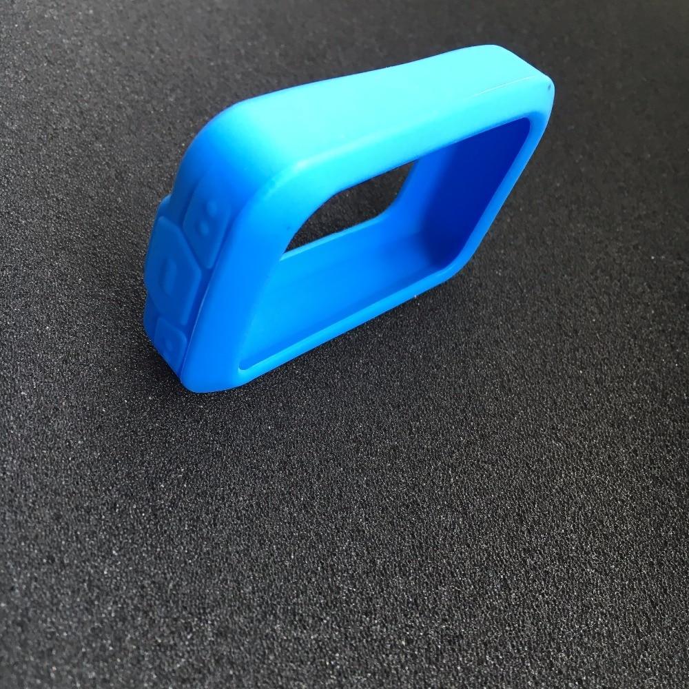 Kolesarska zaščita iz silikonske gume, zaščitna torba za bryton - Kolesarjenje - Fotografija 3