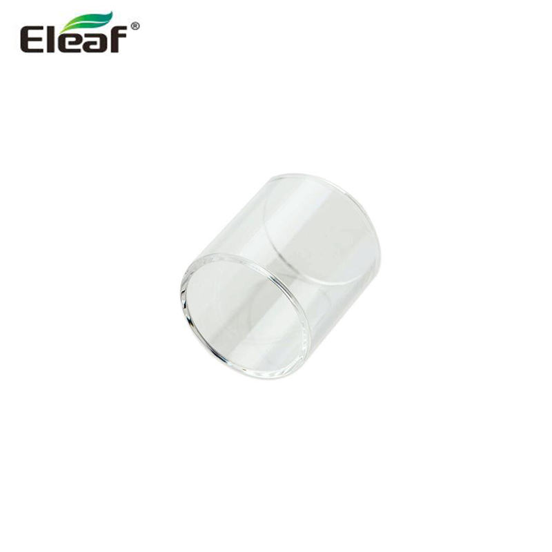 Original Eleaf iJust S Replacement Pyrex Glass Tube for iJust S Atomizer Tank Electronic Cigarette Accessories 5pcs/lot