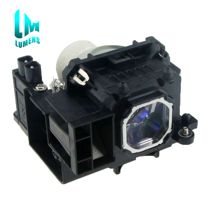 Long life NP14LP 60002852 Replacement projector lamp with housing for NEC NP420 NP630 NP405G NP410 NP510 NP305 180 days warranty nec um330w