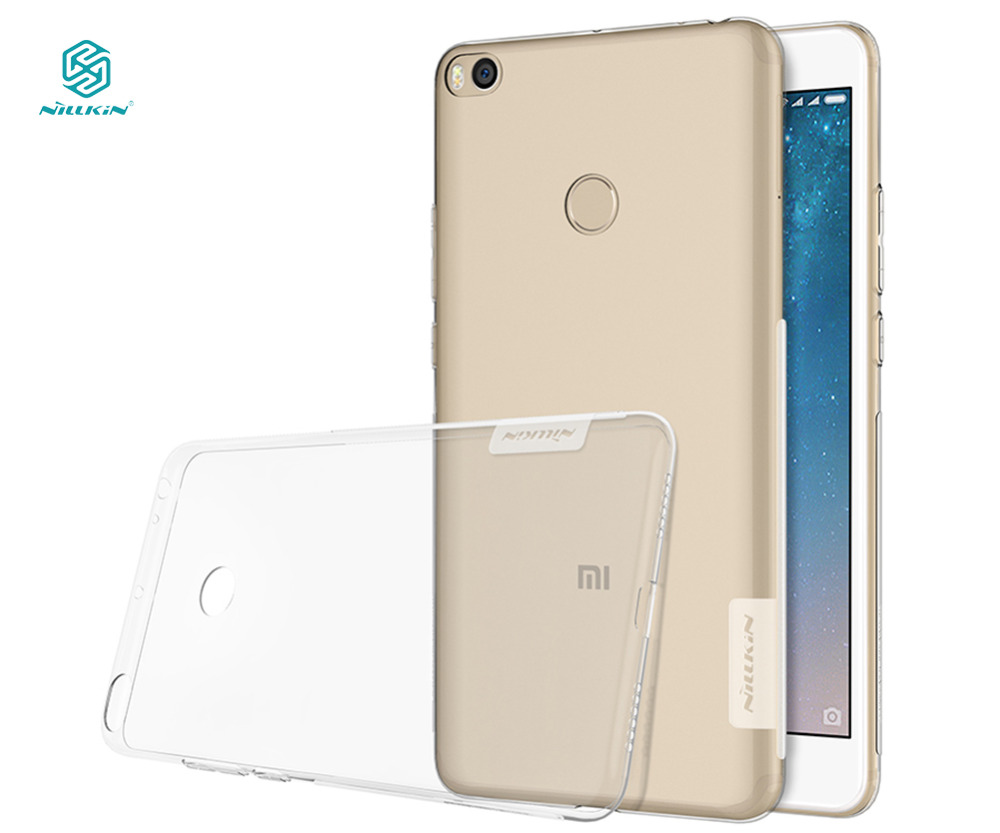 Aliexpress.com : Buy Nillkin Nature Transparent Clear Soft silicon TPU Protector cover for