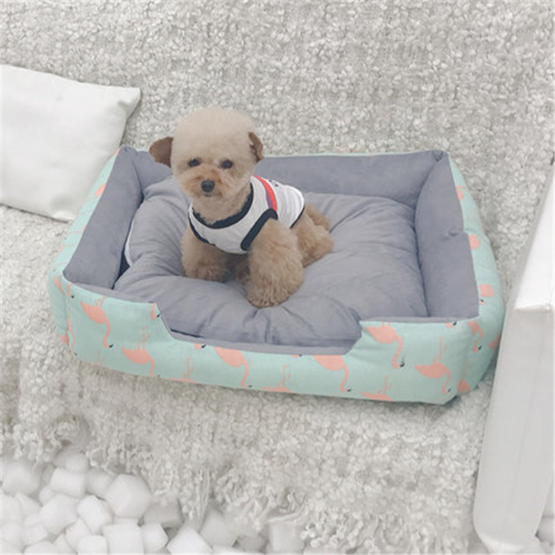 Comfortable Pet Cat Bed Detachable Dog Basket Kennel Nest Big Size Dog Puppy Sleep Cushion Mat Sofa For Small Medium Large Dogs #3