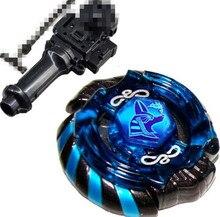 Limited Sale Mercury Anubis Anubius Black Blue Legend Version Edition WBBA Toys Beyblade Launcher inception spinning