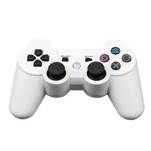 Image 4 - سماعة لاسلكية تعمل بالبلوتوث غمبد لسوني PS3 تحكم بلاي ستيشن 3 وحدة التحكم Dualshock عصا التحكم في اللعبة Joypad غمبد عن بعد